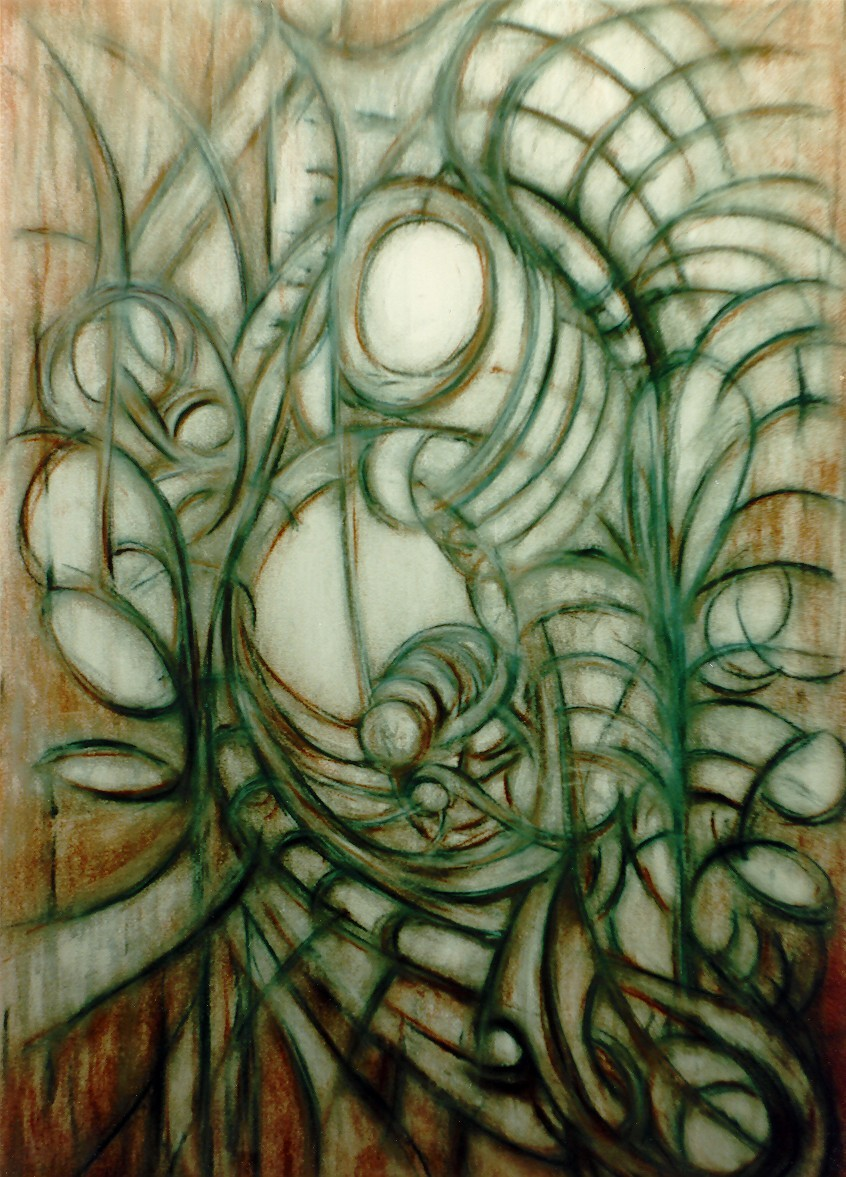 Afogamento espiralado 100x70. 1991.jpg