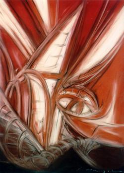 Caravela e fogo 100x70. 1992.jpg