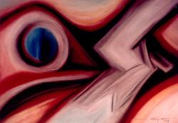 Ornitomancia proscrita 50x70. 1998.jpg