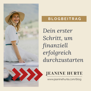 Jeanine Hurte am Steg