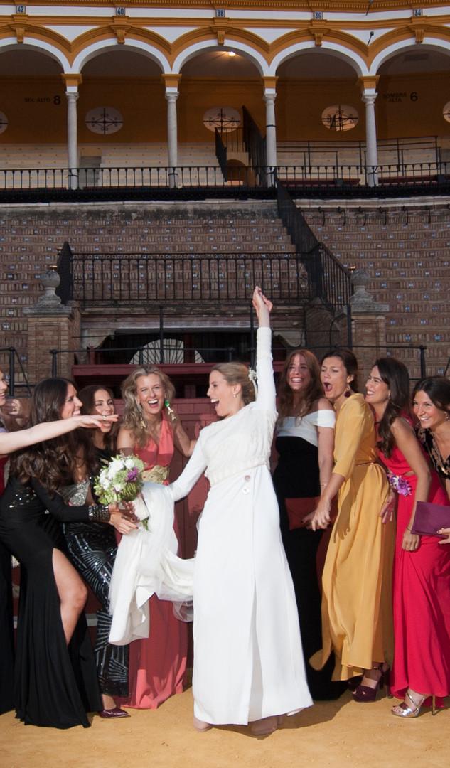 Donde esta la novia