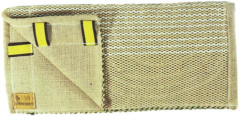 Sleeve cover extra strong, Jute