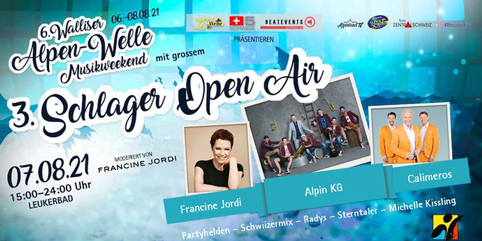 Leukerbad Alpenwelle-Open Air