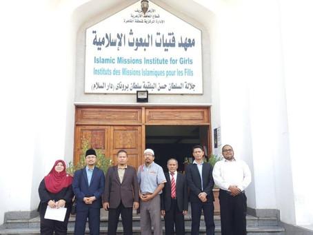 Ujian Penentuan Penguasaan Bahasa Arab Pelajar Baharu Bidang Qiraat 2018