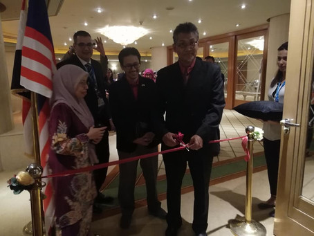 Education Malaysia Fair is taking place at Intercontinental City Stars Hotel, Cairo,Egpyt.