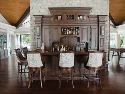 Featured Home Bar