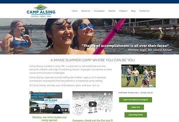 Alsing website