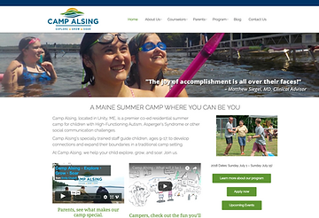Alsing website