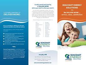 Seacoast Energy tri-fold