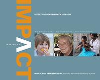 MCD 2013 annual report