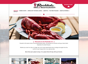 Rocktide website