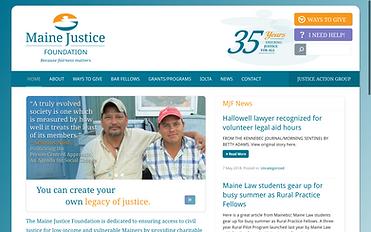 MJF website