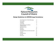NRCM graphic standards