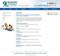 Seacoast Energy website