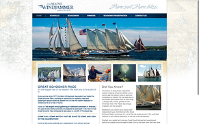 Great Schooner Race website