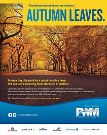PWM leisure print ad