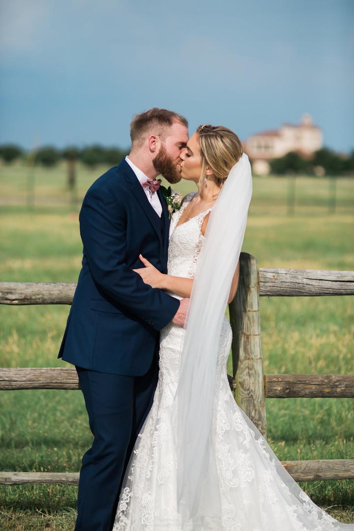 JM Prosperity Farm Ogletree Wedding