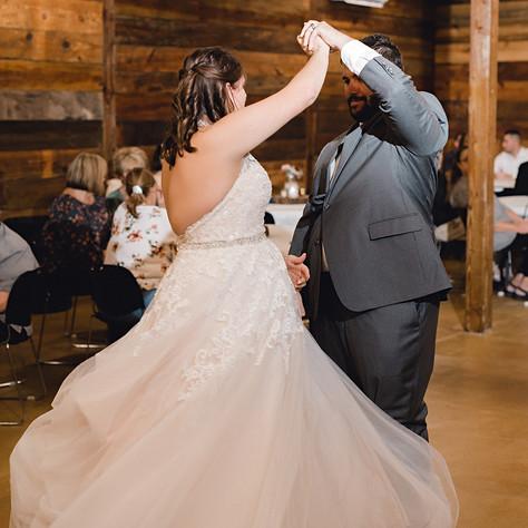 Wedding Dance at JM Prosperity Farm