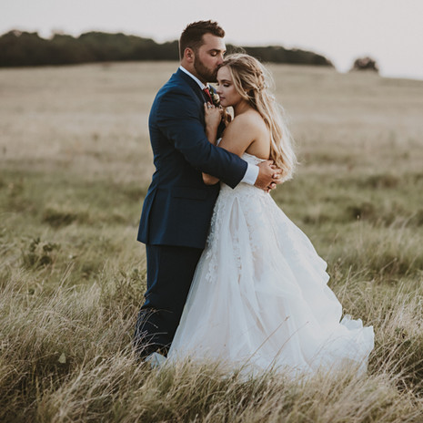 My world begins and ends in your arms at JM Prosperity Farm Rustic Barn Venue