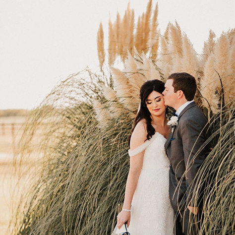 Let me whisper in your ear how much I love you.  At JM Prosperity Farm Rustic Barn Venue