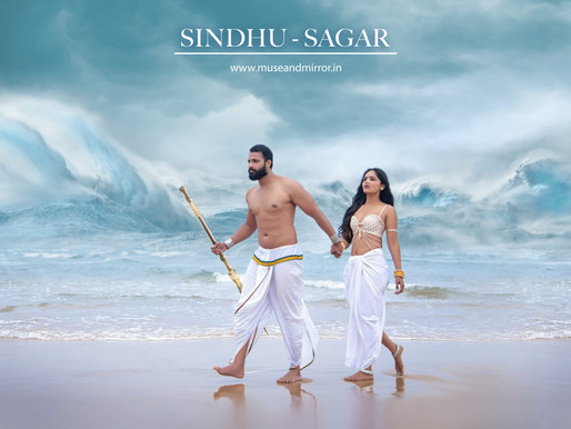 Sindhu Sagar : An ethnic fashion photo story