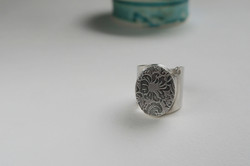 085 - Koru Paisley Ring 2