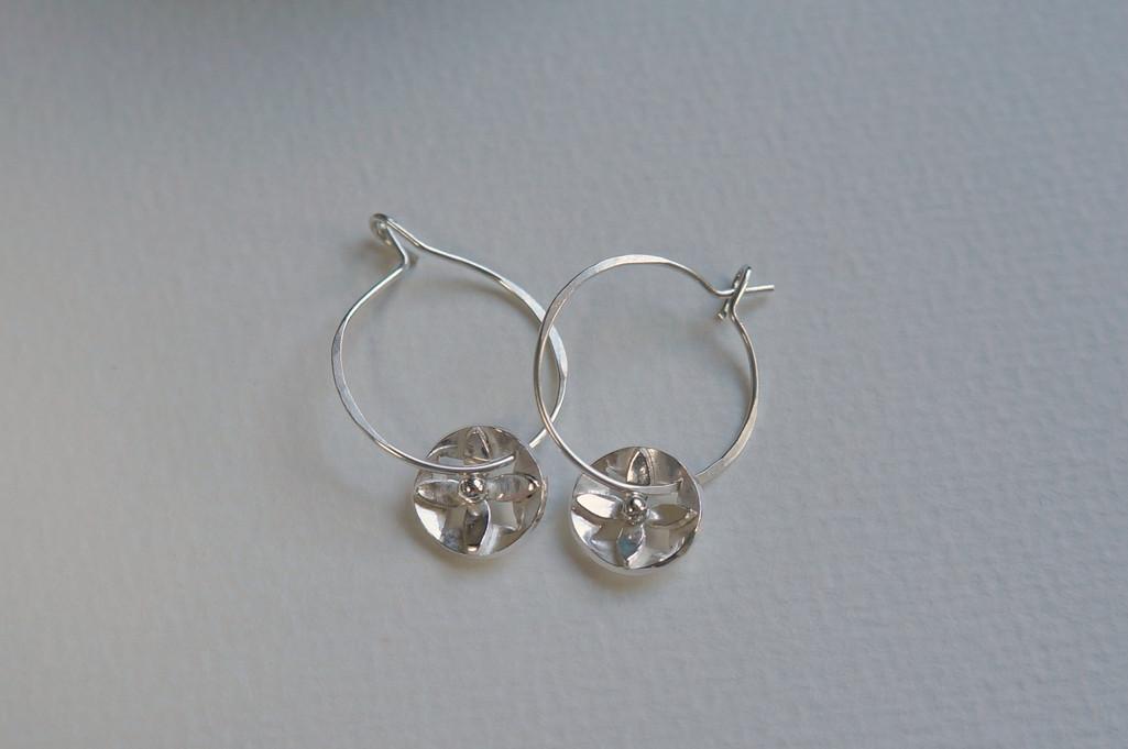 067 - La Fleur Loop Earrings 1.JPG