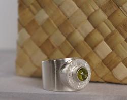 Forge Leaf Ring