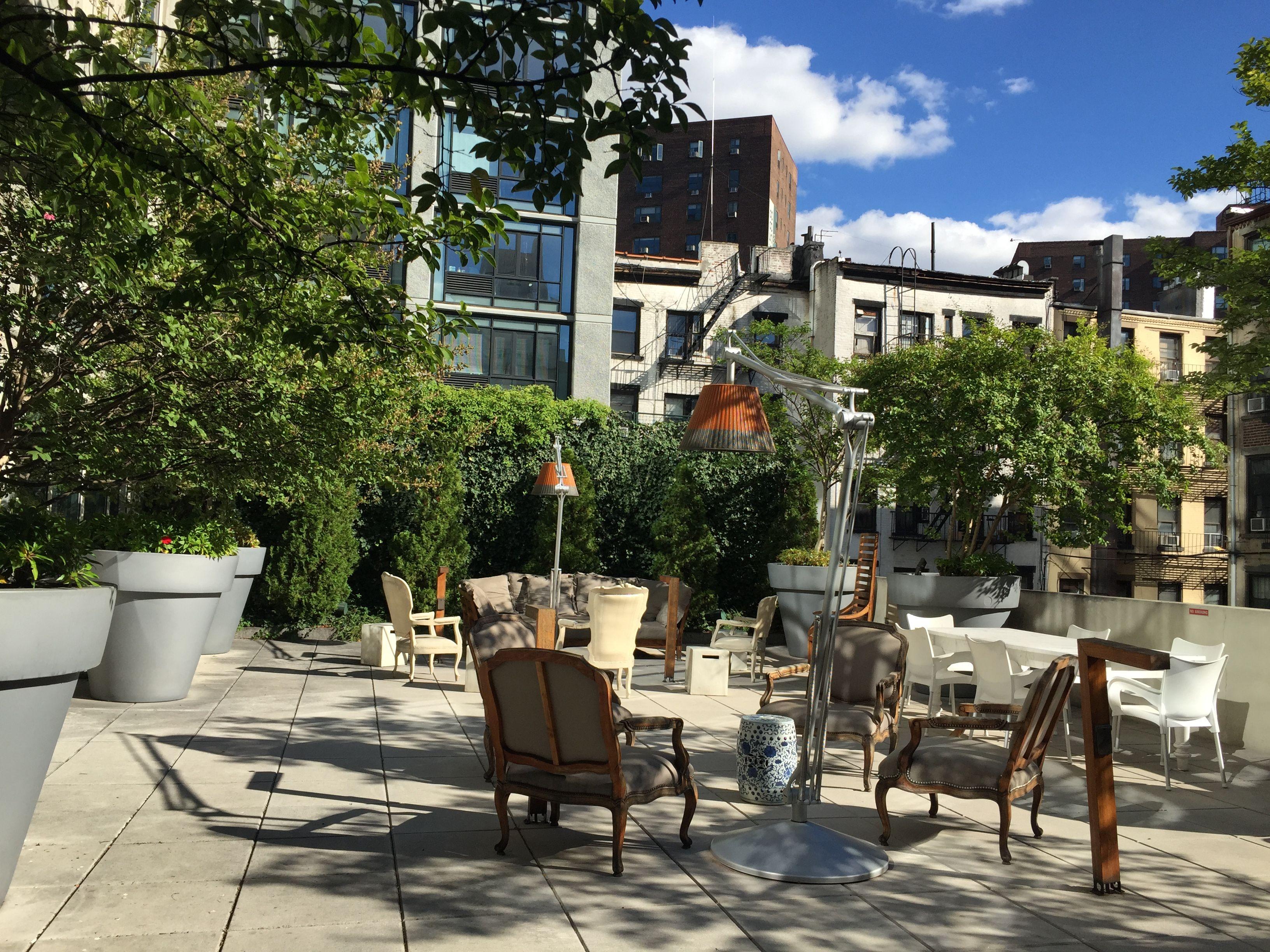 Gramercy Condo Garden