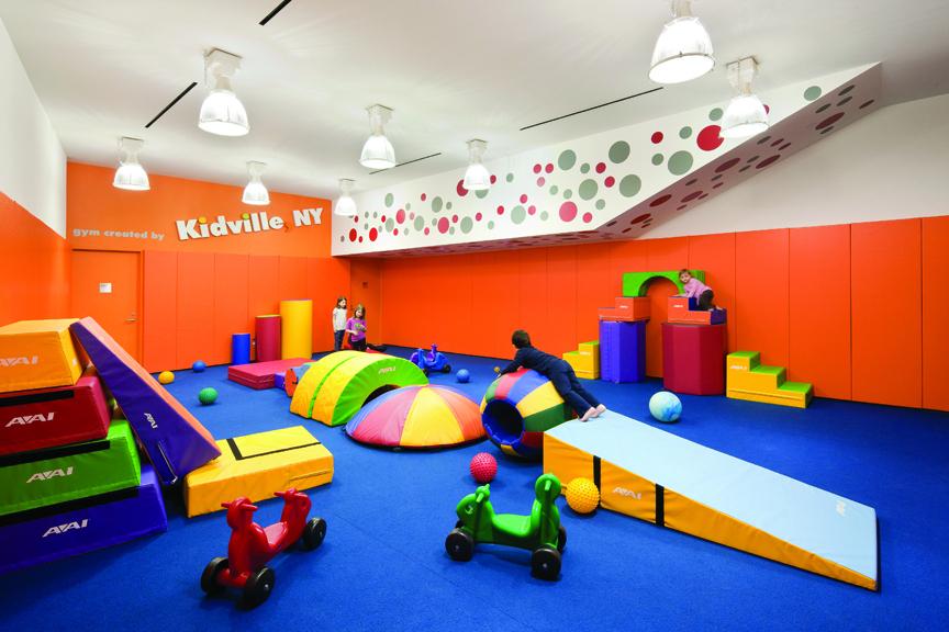 Rushmore Children's Room
