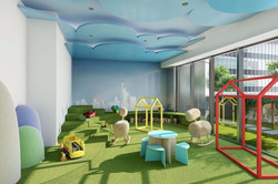 135 W 52nd St Play room