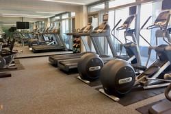 W Hotel Residences Gym