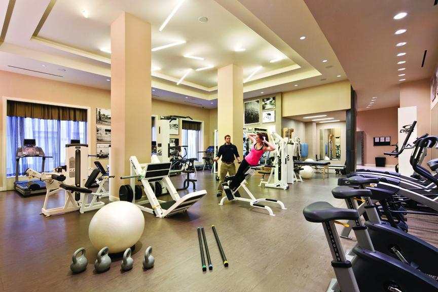Rushmore Gym
