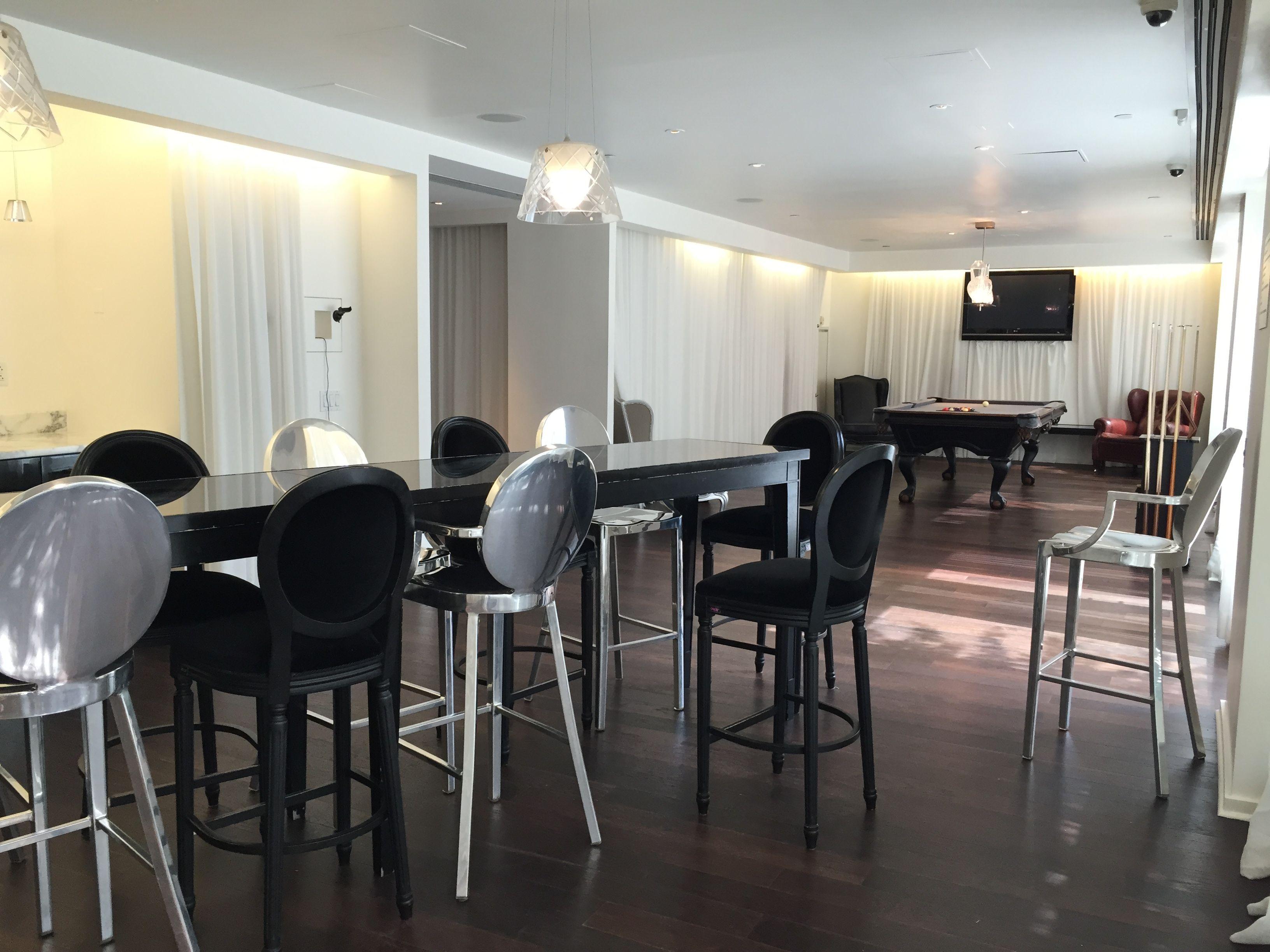 Gramercy Condo Lounge