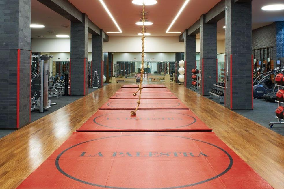 One RSP Gym