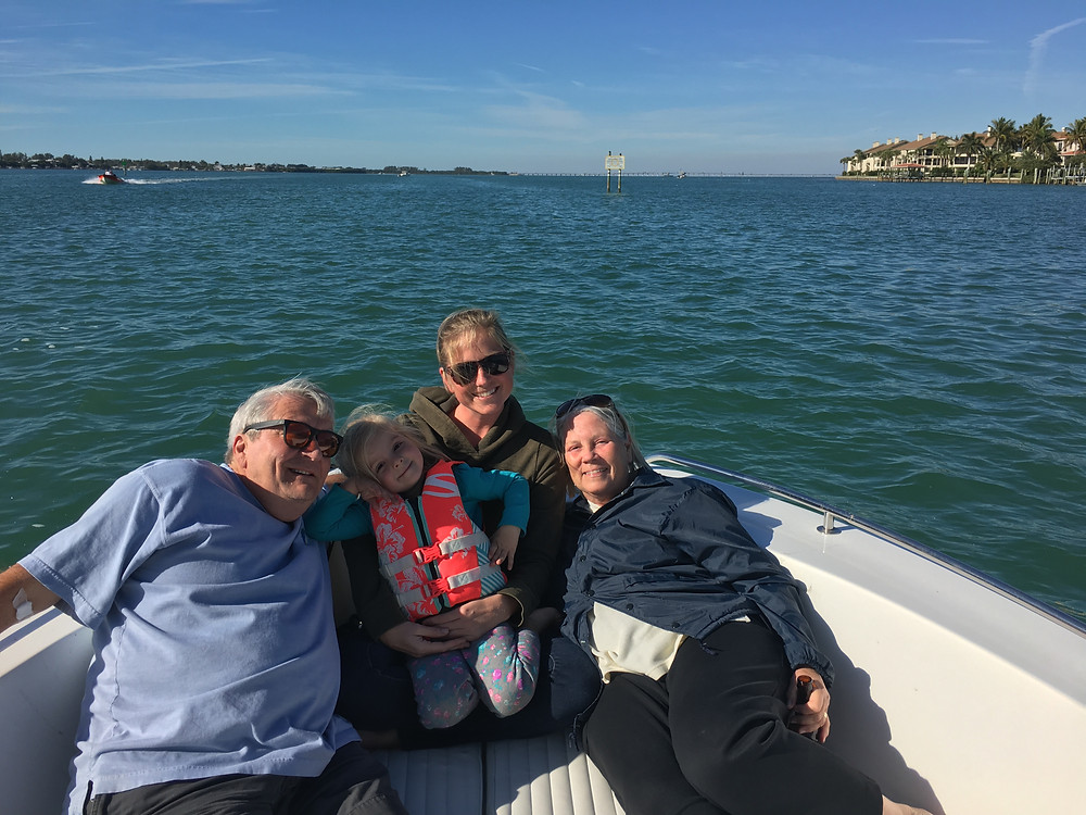 Anna Maria Island Charters and family tours