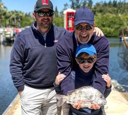 Anna Maria Island Family Fishing