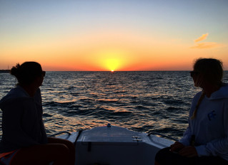 Anna Maria Island Sunsets and the Green Flash