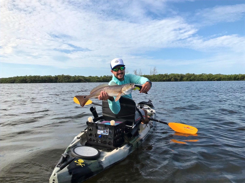 4 Hour Kayak Fishing Trip