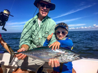 The Seasons Are Changing: October Fishing Report