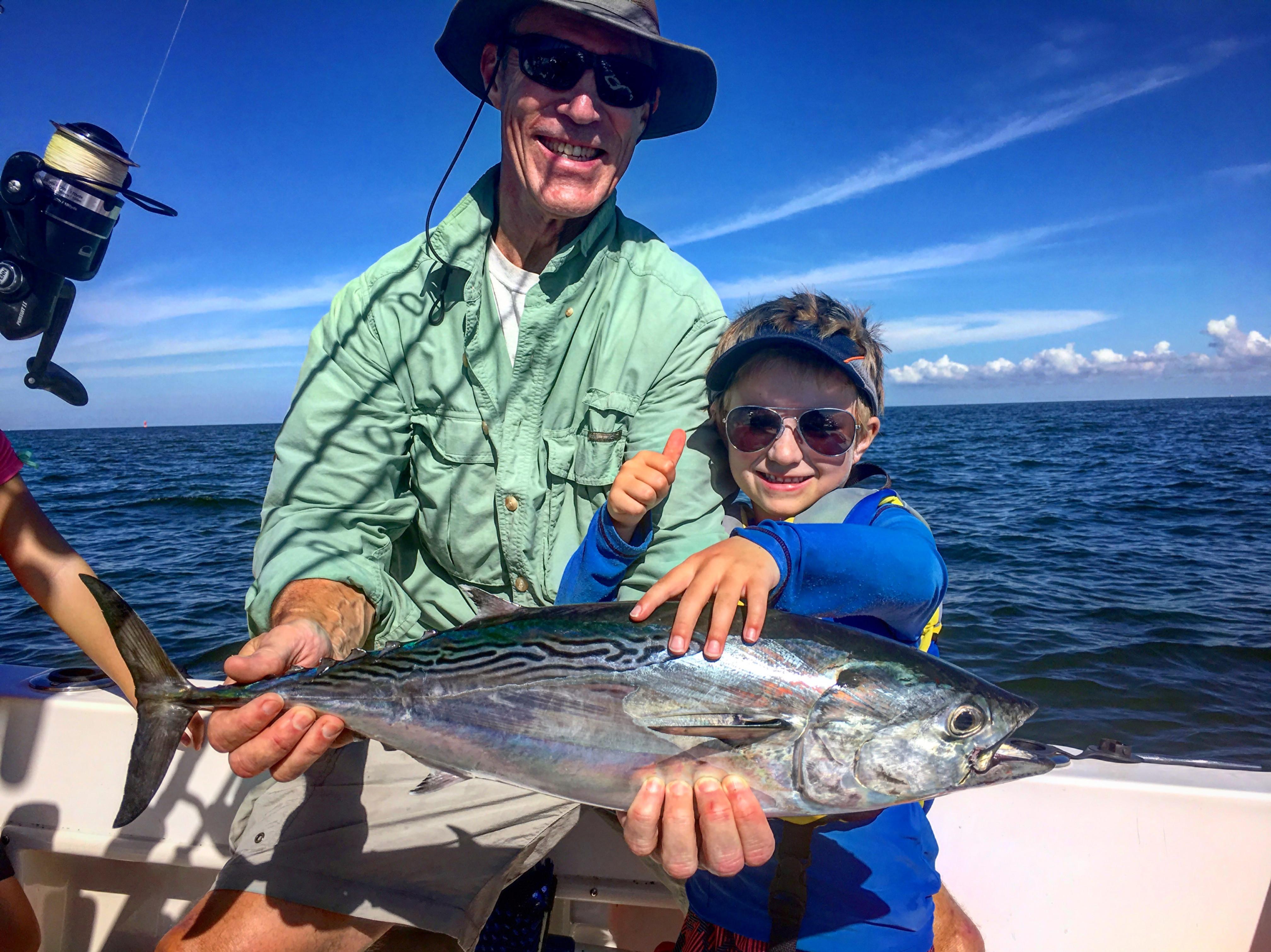 6 Hour Fishing Trip