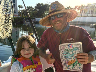 Anna Maria Island February Fishing Report: Things are beginning to heat up!