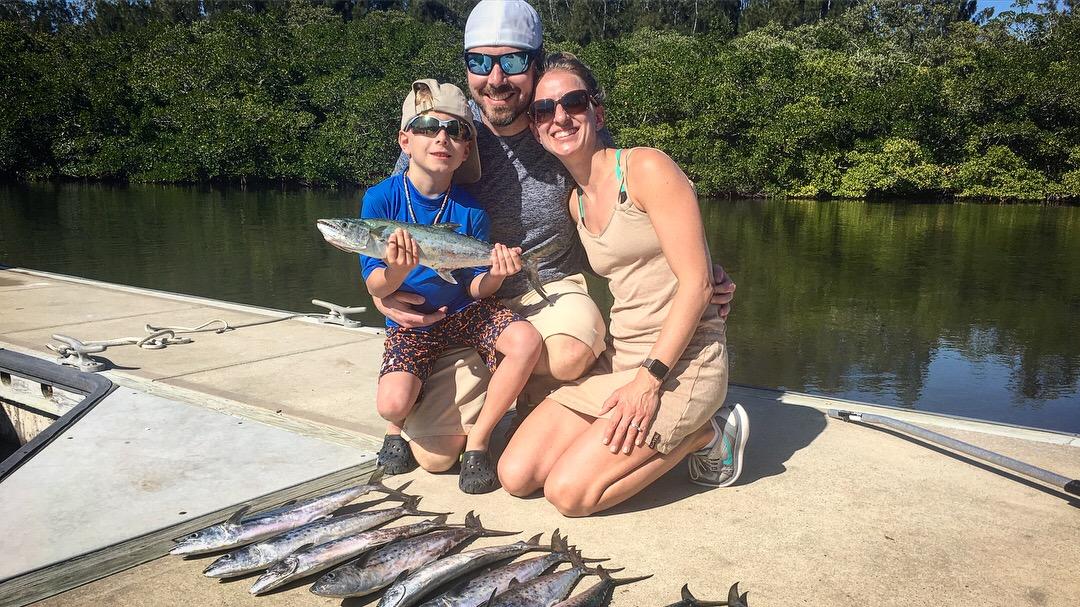Anna Maria Island fishing charters