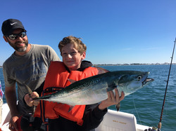 Fishing for kids Anna Maria Island