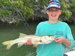 Snook Fishing Anna Maria Island