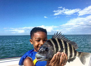 Anna Maria Island Fishing Report: March 2018