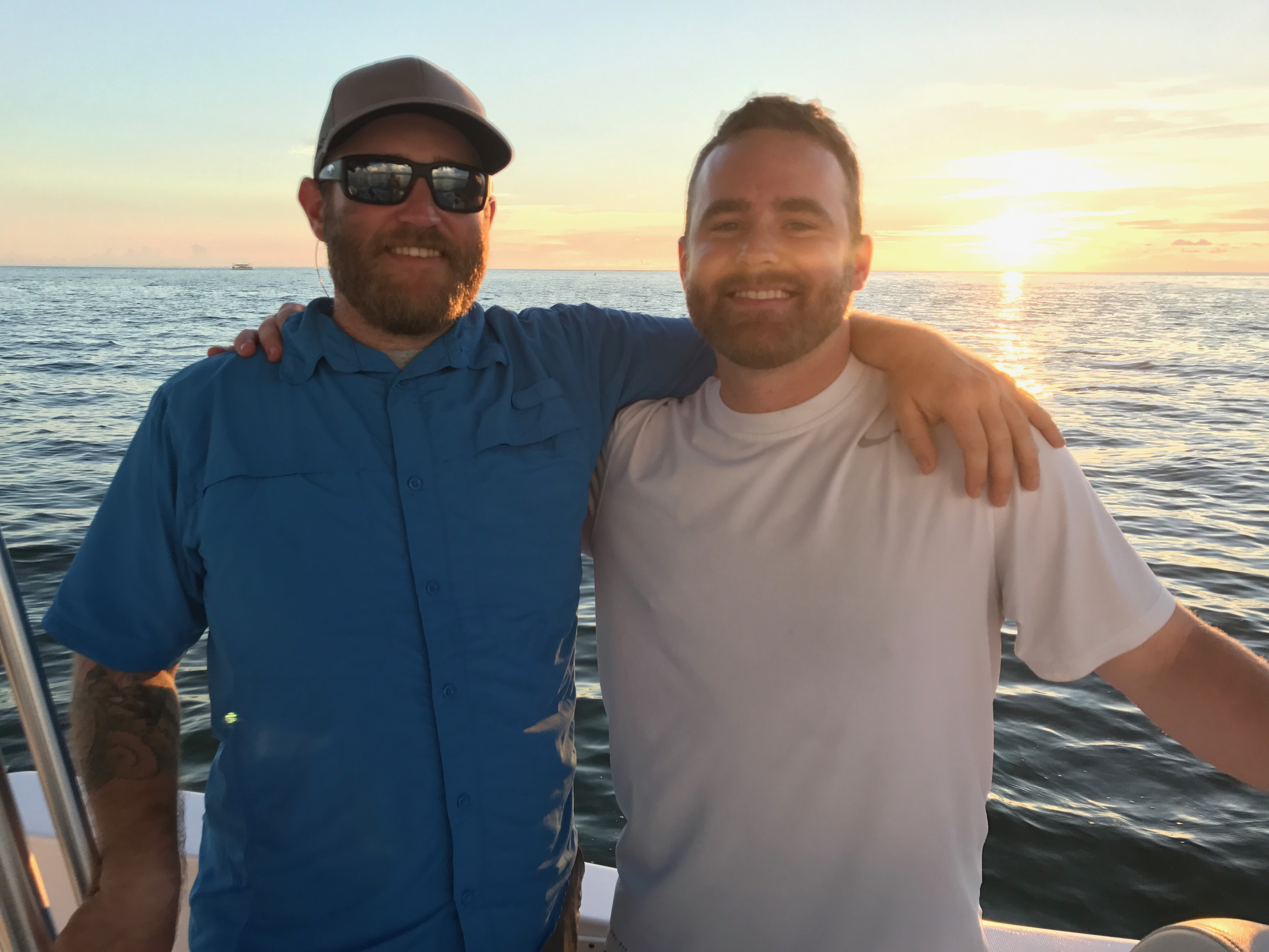 AMI Charters Sunset Cruise