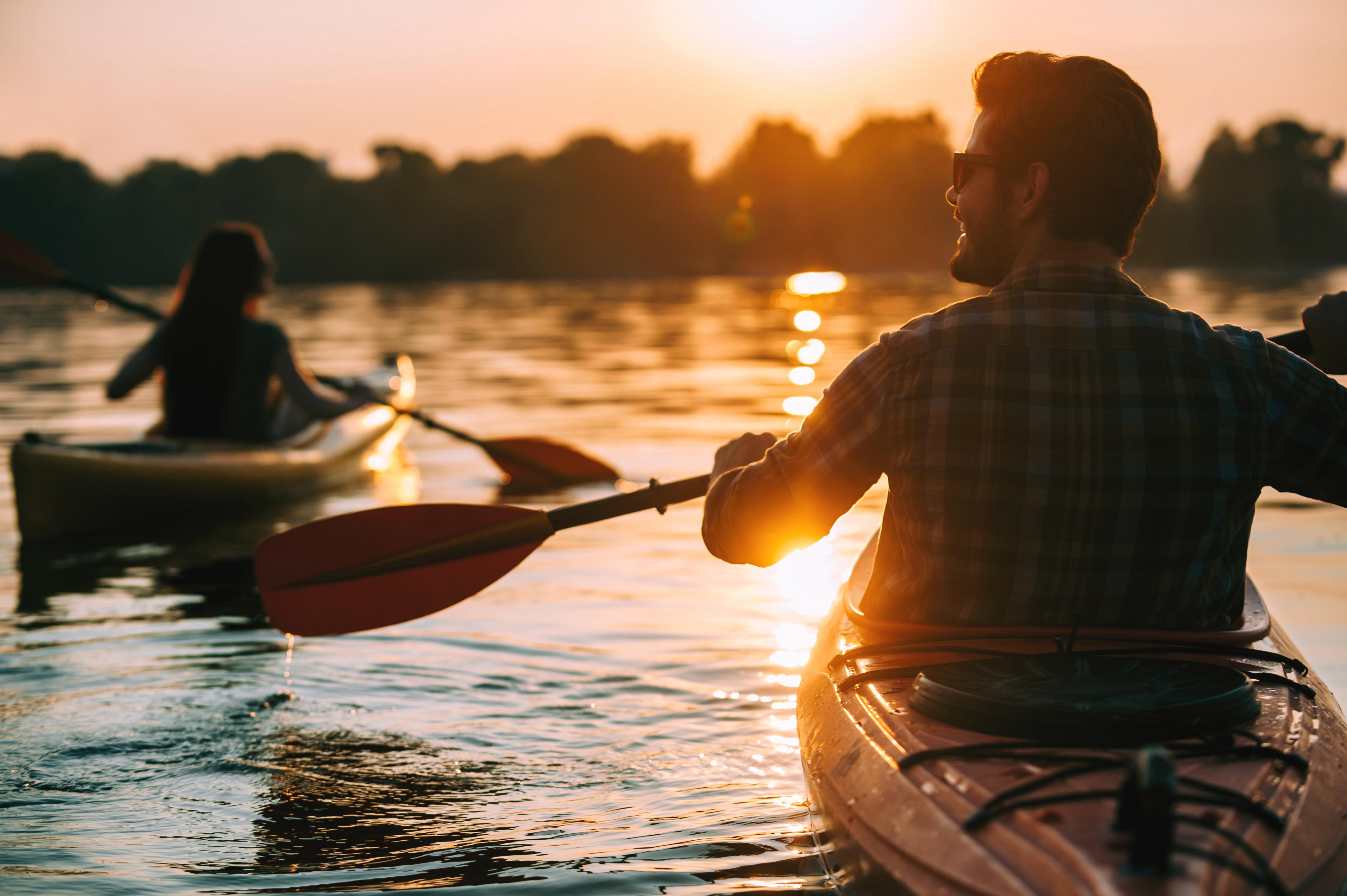 2 Hour Kayak Tour