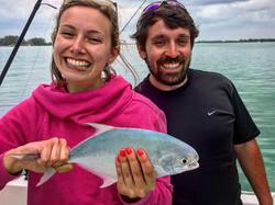 Pompano Fishing AMI Charters