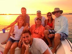 Sunset Engagemen Anna Maria Island